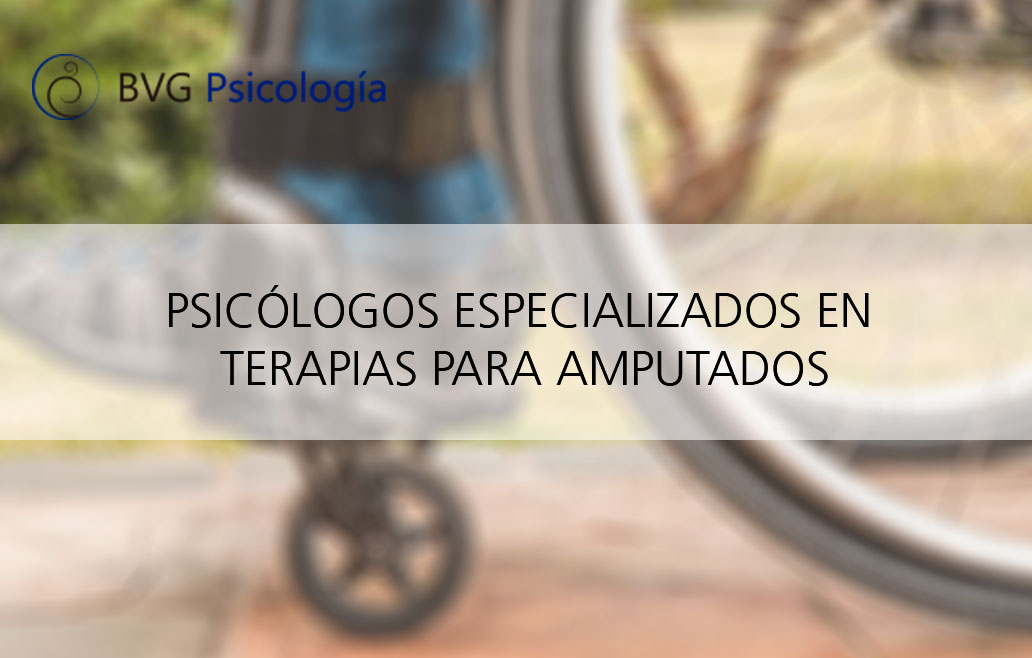 Tratamiento psicológico para pacientes amputados